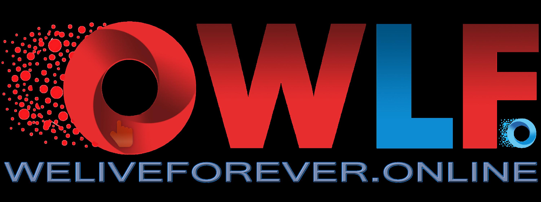 WeLiveForever.Online Big Logo
