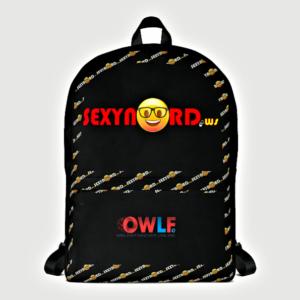SexyNerd Emoji Backpack